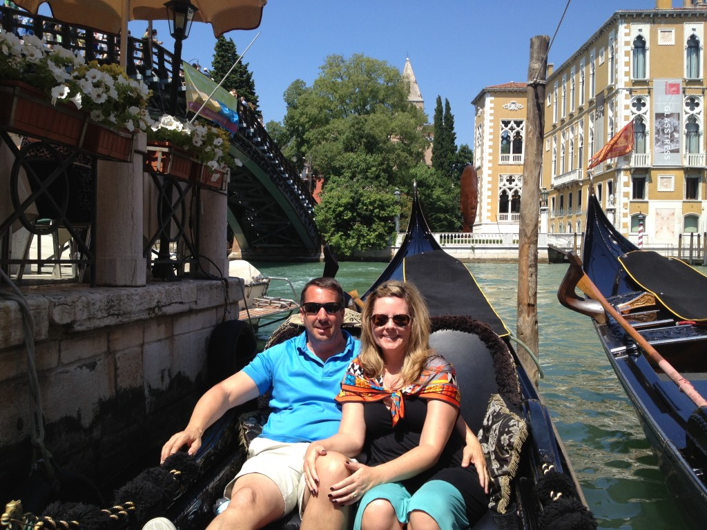 The best way to experience the Grand Canal.